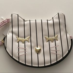 Luv Betsey by Betsy Johnson Kitten Colin Purse